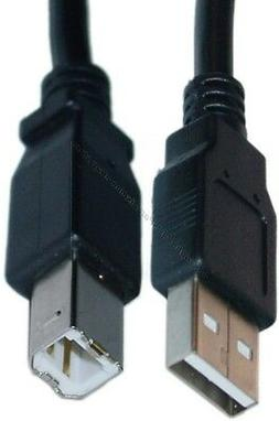 """0.5ft/6""""inch short USB 2.0 A~B AB Printer/Device Adapter Cab"""