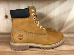 TIMBERLAND 10061 6 INCH PREMIUM BOOT WHEAT 6'' CONSTRUCTION