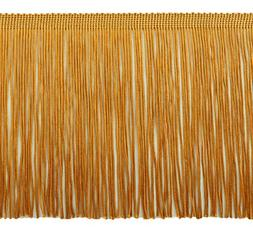 DecoPro 11 Yard Value Pack of 6 Inch Chainette Fringe Trim,