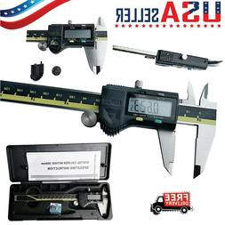 150MM/6inch LCD Digital Electronic Vernier Caliper Gauge Mic