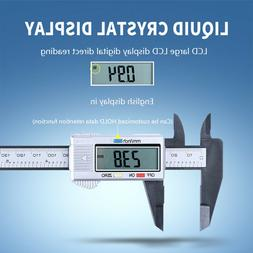 150MM 6inch LCD Display Digital Electronic Vernier Caliper G