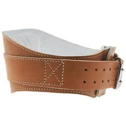 Schiek 2006 Leather Lifting Belt - 6 Inch Medium
