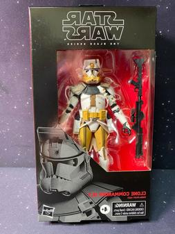 2020 Star Wars Black Series 6 inch #104 Clone Commander Bly