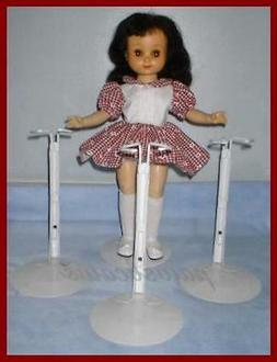 """3 Kaiser Doll Stands for Vintage P-90 14"""" Betsy McCall 14"""" &"""