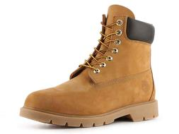 Timberland 6-Inch Basic W/Padded Collar Waterproof Wheat Men