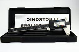 "6"" INCH ELECTRONIC DIGITAL CALIPER HIGH QUALITY WITH BOX STA"