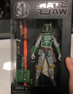 6 Inch STAR WARS The Black Series: The Force Awakens Boba Fe