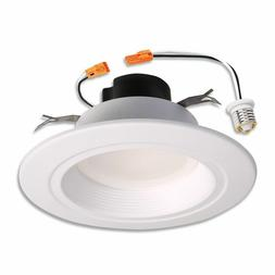 Halo 90CRI LED Recessed Light with Baffle Trim, 5/6-Inch, gi