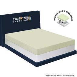 "Best Price Mattress 6"" Memory Foam Mattress and New Innovati"