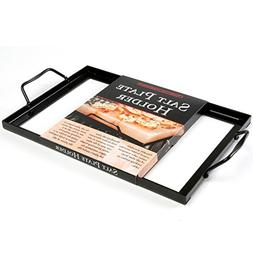 Charcoal Companion CC3526 Salt Plate Holder