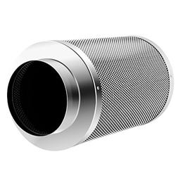 Giantex 6 Inch Air Carbon Filter Odor Control Premium Carbon