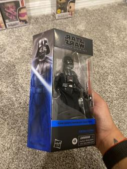 Star Wars Black Series Darth Vader 6-Inch Action Figure - Ne