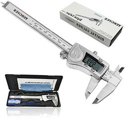 TENGYES Electronic Digital Caliper Micrometer - Stainless St