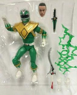 COMPLETE Hasbro Power Rangers Lightning Collection 6 INCH Gr
