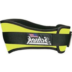 SCHIEK 6-INCH CONTOUR DELUXE LIFTING BELT SMALL