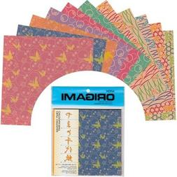 Craft Print Chiyogami Origami Paper 6-Inch, Made in Japan