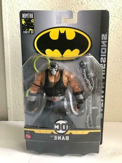 MATTEL DC BATMAN MISSIONS BANE 6 INCH ACTION FIGURE VHTF NEW