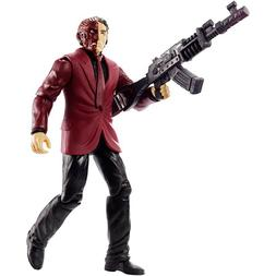DC Batman Missions Two-Face 6 Inch Action Figure NEW Toys Co