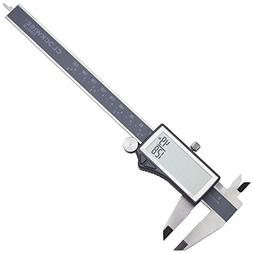 Clockwise Tools DCLR-0605 Electronic Digital Caliper Inch/Me