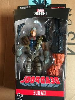 """MARVEL LEGENDS DEADPOOL """"CABLE"""" 6 INCH ACTION FIGURE~2018 NI"""