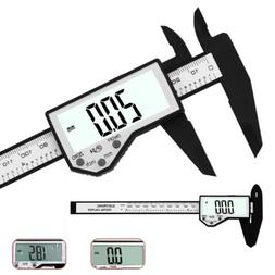 Digital Caliper 6-Inch 150mm Electronic Waterproof IP54 Digi