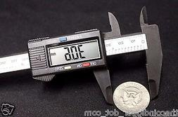Digital Caliper Coin Stamp Jewlery Electronic ✯ CARBON COM