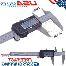 Digital Electronic Gauge Stainless Steel Vernier 150mm 6inch