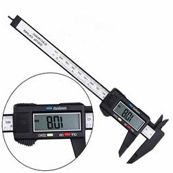 Digital Electronic Gauge  Vernier 150mm 6inch Caliper Microm