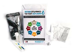 Drinking Water Test Kit - 10 Minute Testing For Lead Bacteri