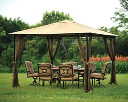 Living Accents 10ft x 10ft Gazebo Netting