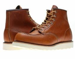 Red Wing Heritage 875 6-Inch Classic Moc Oro Legacy Men's Bo
