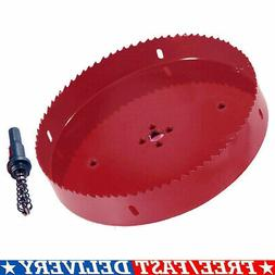 2020 6 inch 150 mm Hole Saw Blade Corn Hole Drilling Cutter