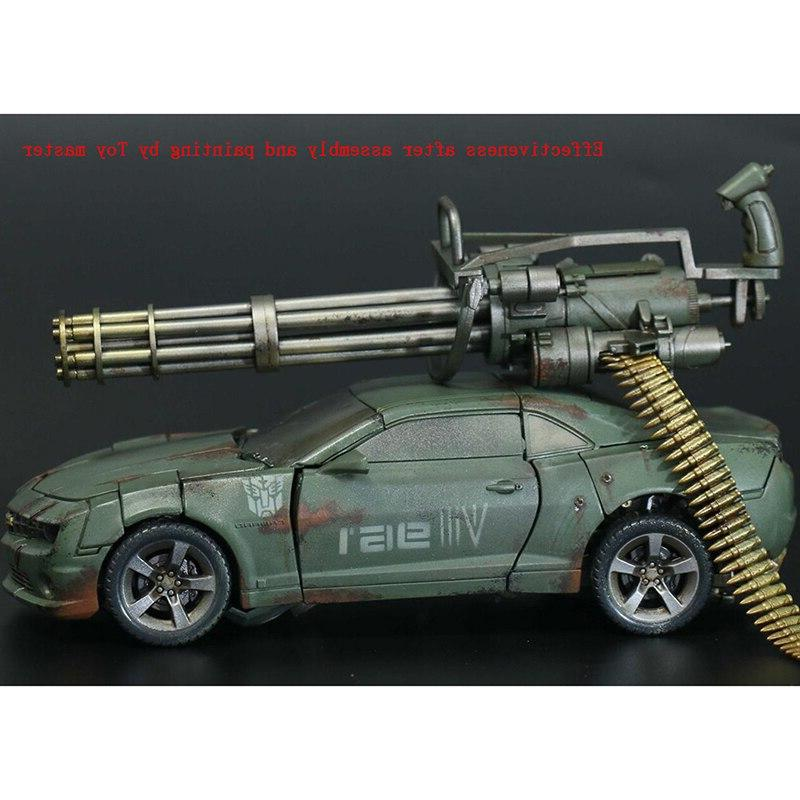 Action Figures M134 Minigun Terminator Machine Belt For