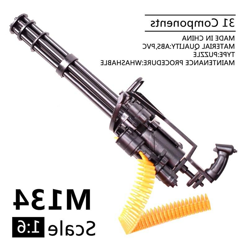1/<font><b>6</b></font> Action Minigun Machine Belt For