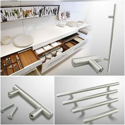 Stainless Knob Furniture Handle Cabinet Useful