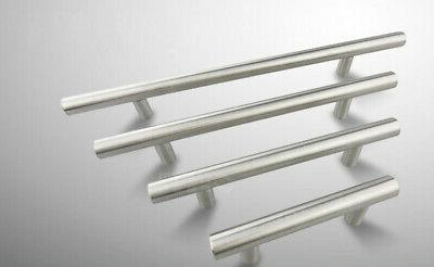 stainless knob pull t bar furniture handle