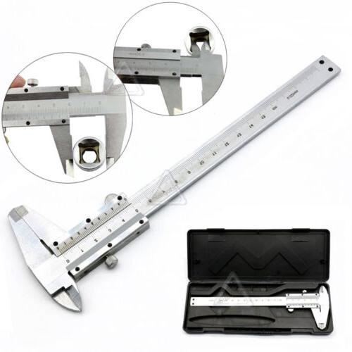 6 inch 150 mm stainless steel vernier