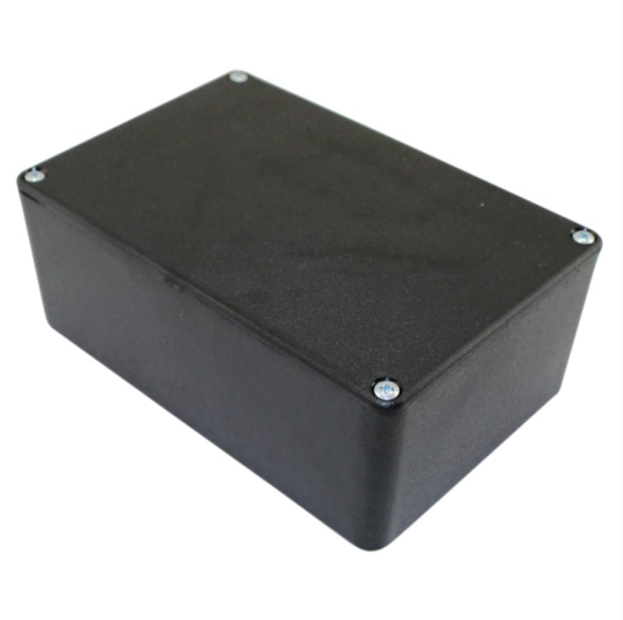 6 inch abs plastic project box enclosure
