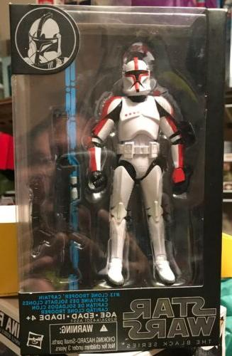 6 inch action figure black series 8