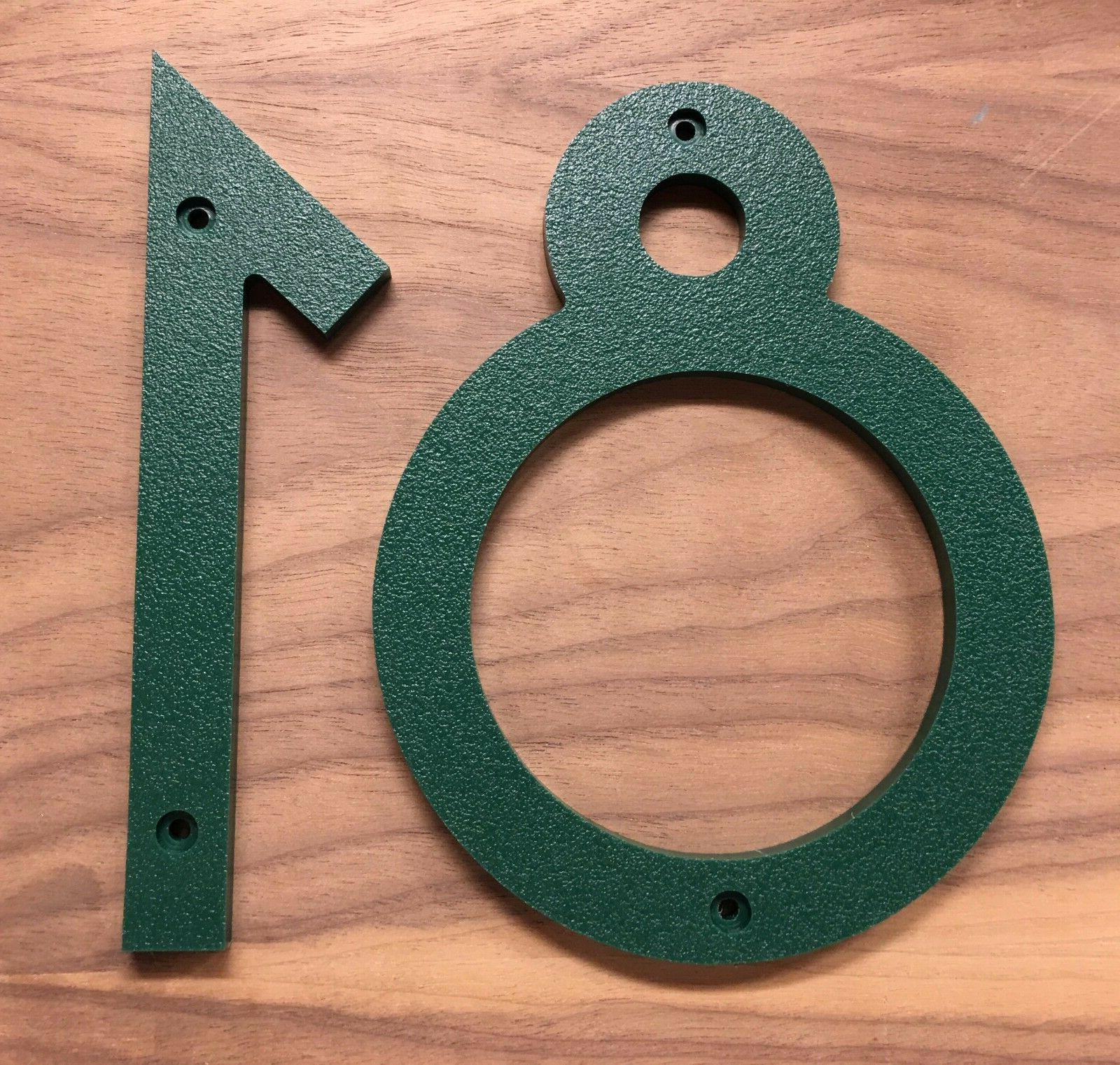 6 inch Art House Letters, choices