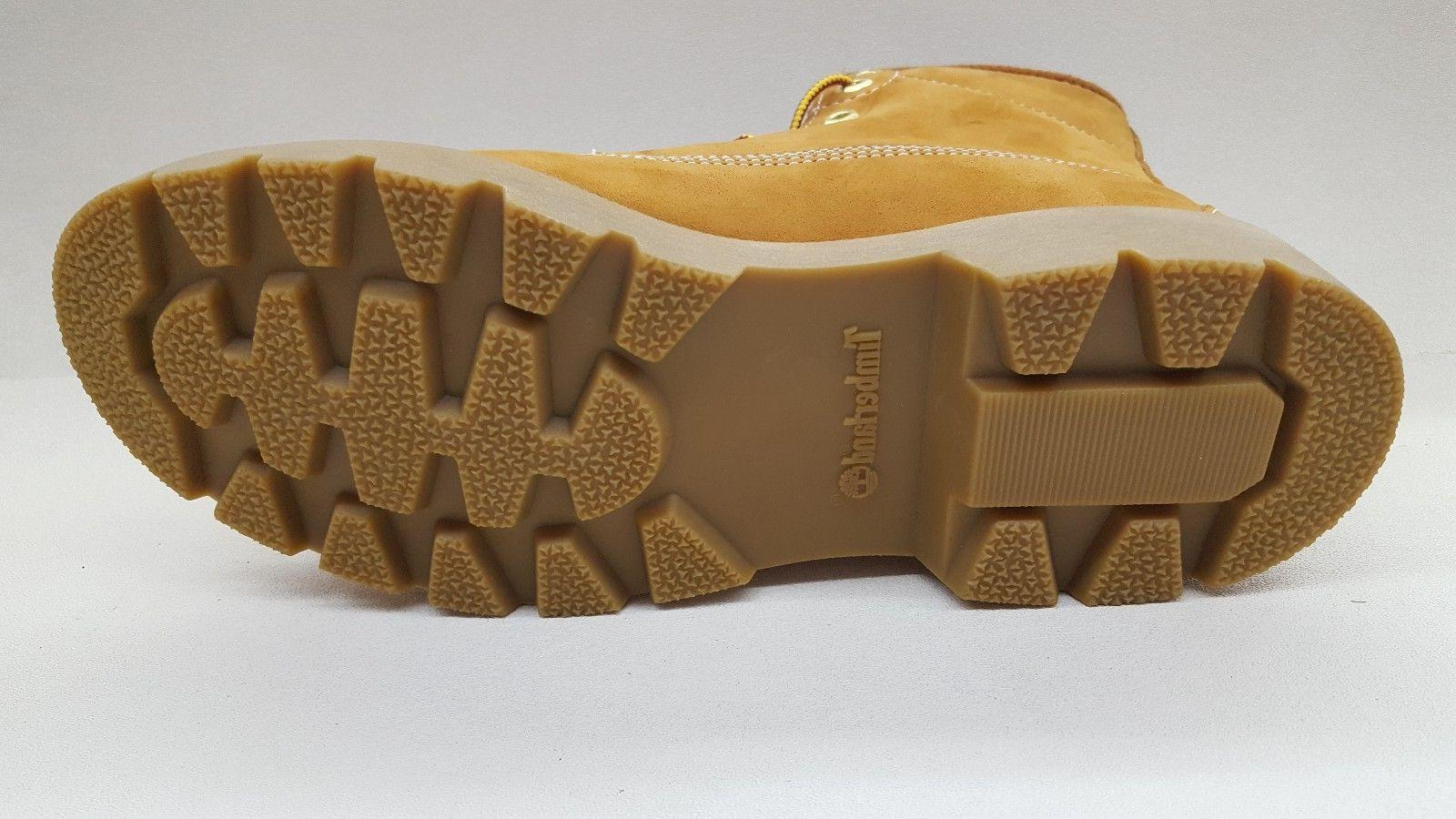 TIMBERLAND 6 INCH SINGLE WHEAT MENS SIZE