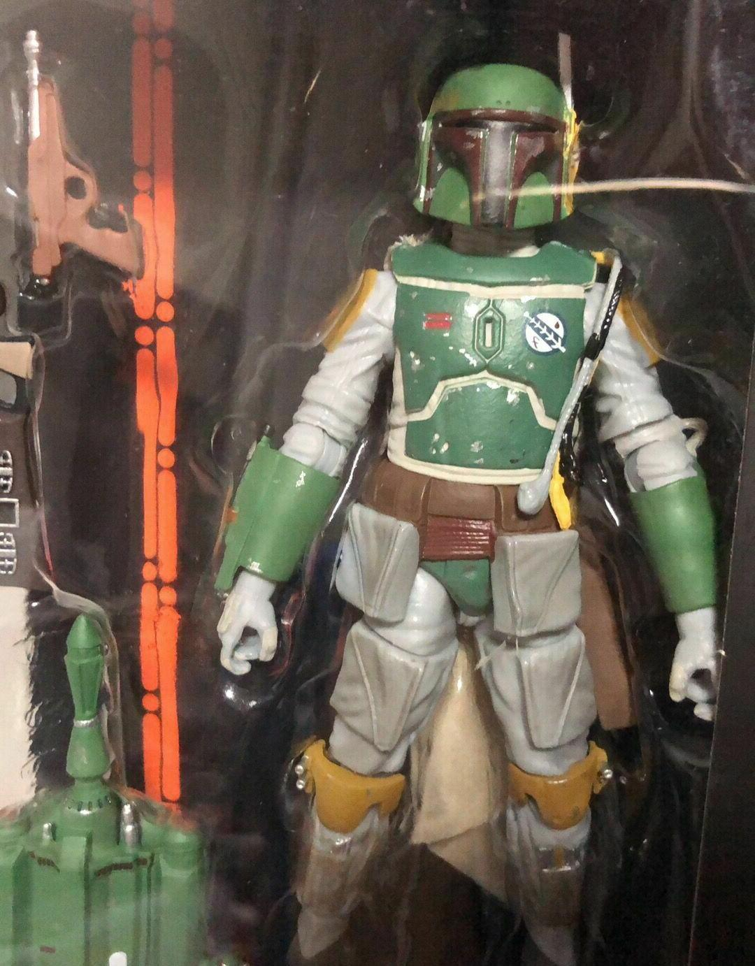 6 Inch STAR The Series: The Force Awakens Boba Fett Action