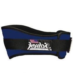 6 nylon workout belt