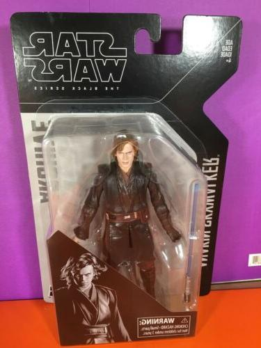 Anakin Skywalker Star Wars Black Archive