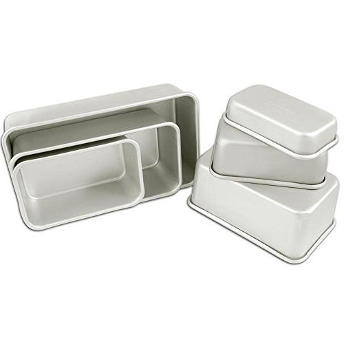 Fat BP-5641 Anodized Aluminum Pan, by Inches