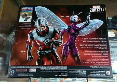 Ant-Man & Stinger Inch Exclusive