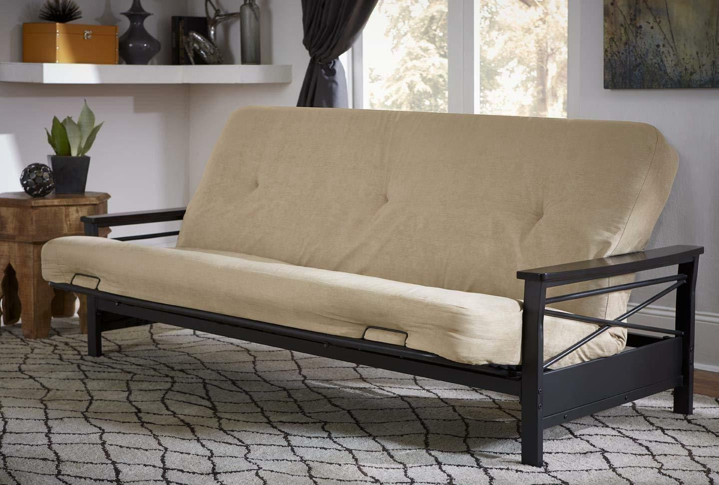 Bed Couch 6-Inch Foam Layering Cover