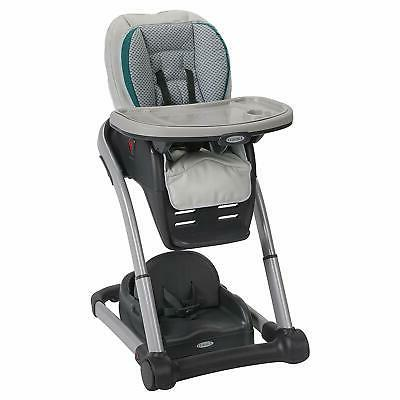 Graco Blossom 6 in 1 Convertible High Chair, Baby Booster Sa