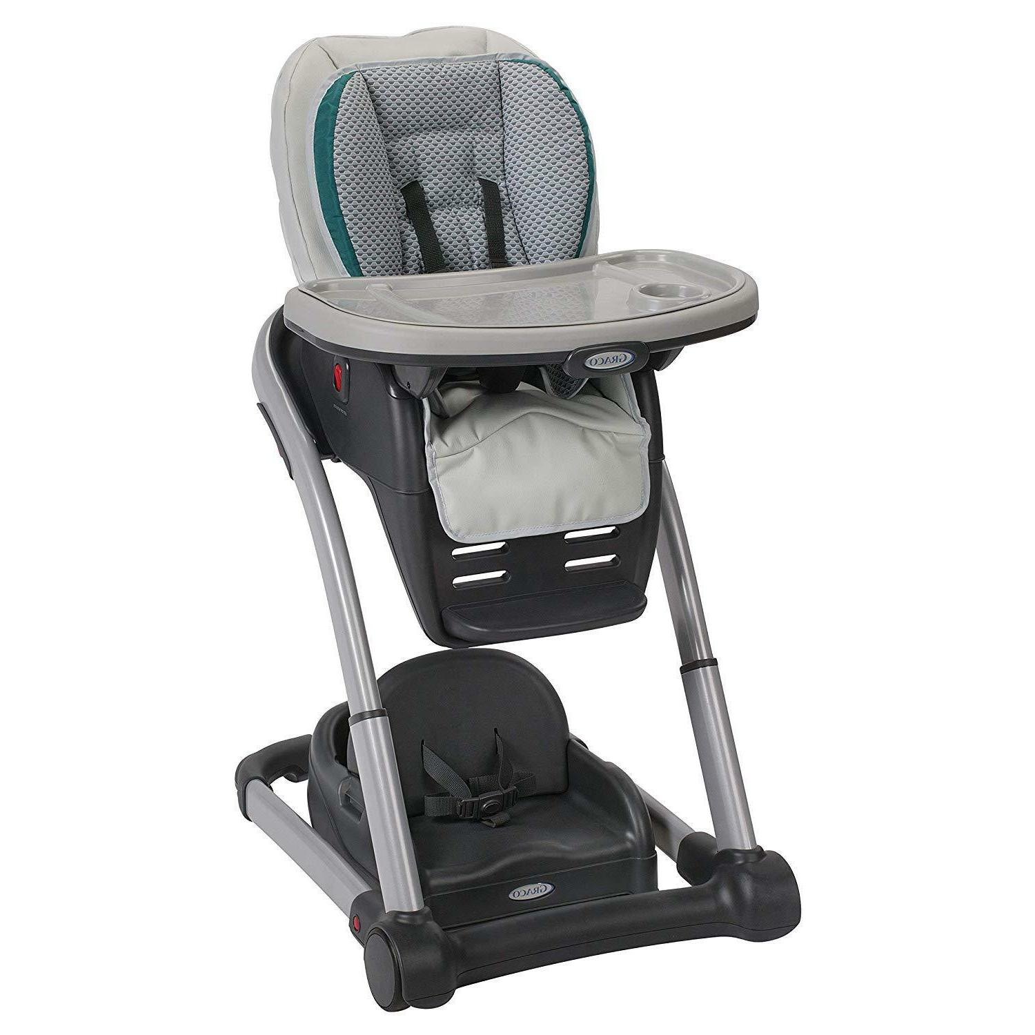 blossom 6 in 1 convertible highchair sapphire