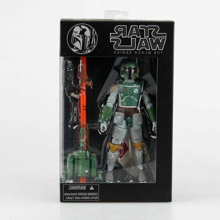 bounty hunter boba fett 6 inch star